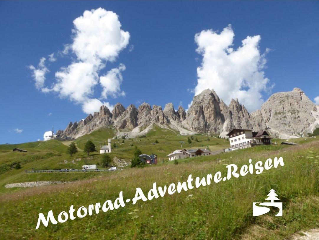 Motorrad-Adventure
